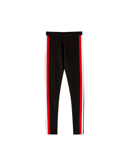 Legging banda lateral