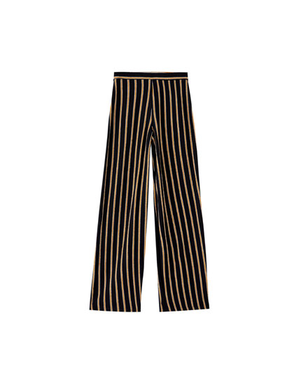 Basic palazzo trousers