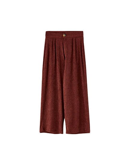 Pantalón culotte bambula