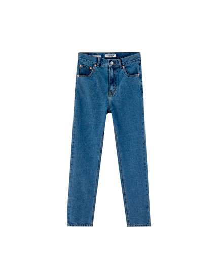 Basic mama-jeans