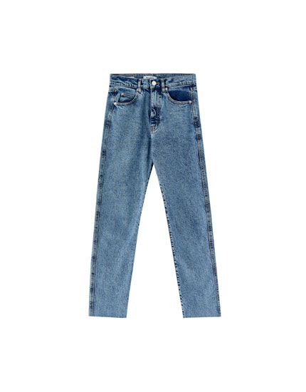 Jeans im Skinny-Mom-Comfort-Fit