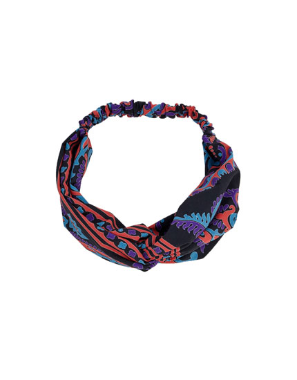 Pack of 2 paisley bandannas
