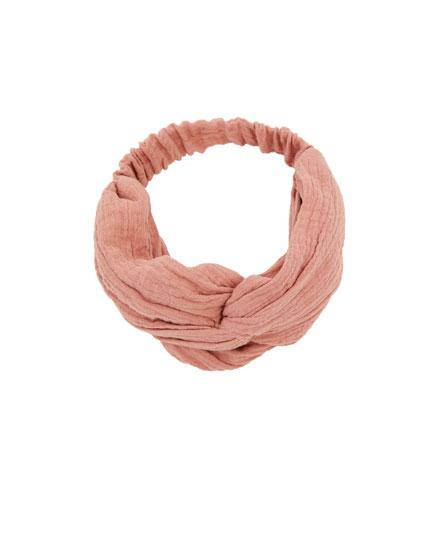 Linen bandanna