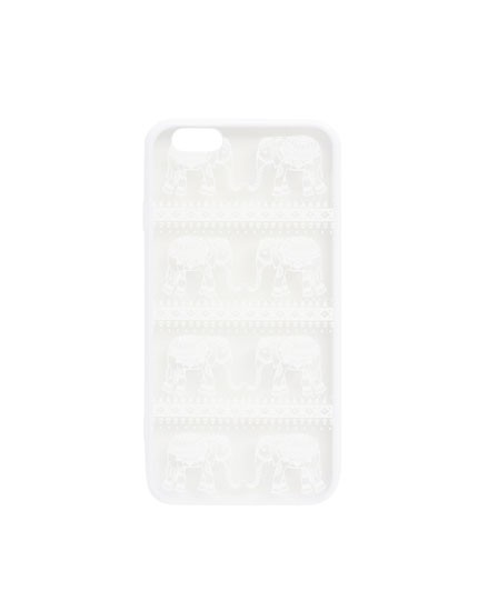 Ethnic elephant case