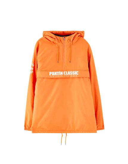 Pantín Classic pouch pocket jacket