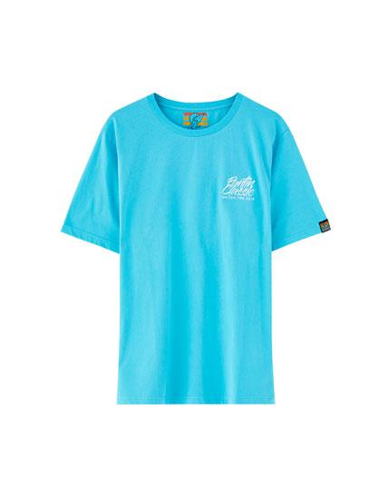 Camiseta básica logo Pantín Classic