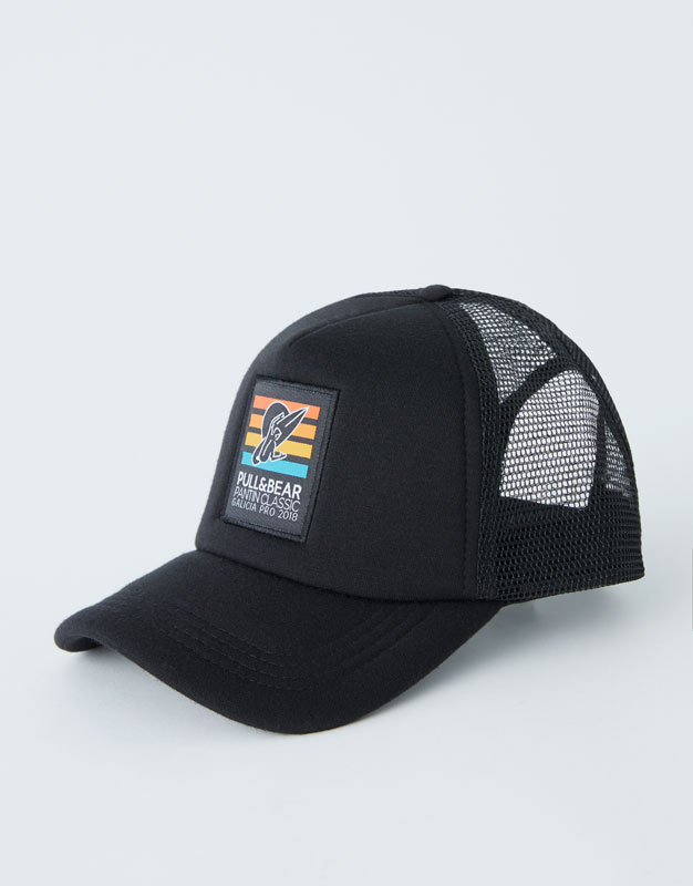 pull and bear gorras