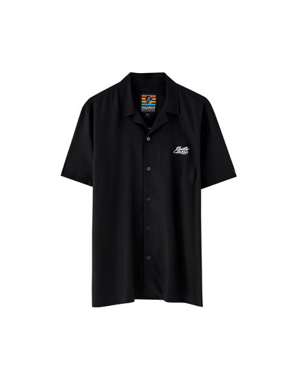 Pantín Classic embroidered shirt