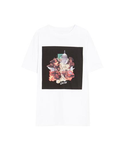 """""""Culture"""" Migos T-shirt"""