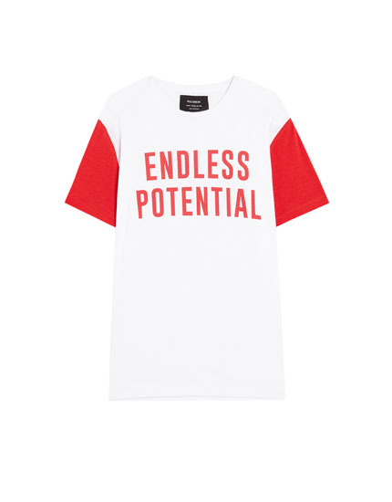 T-shirt 'Endless Potential'