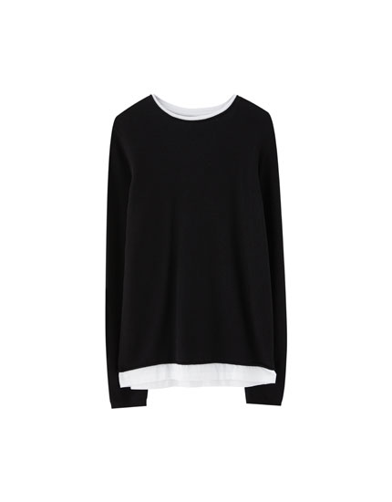 Pull maillot de corps