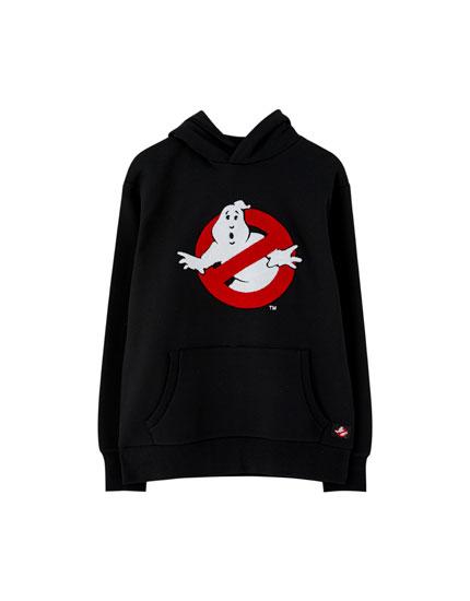 Ghostbusters capuchonsweatshirt