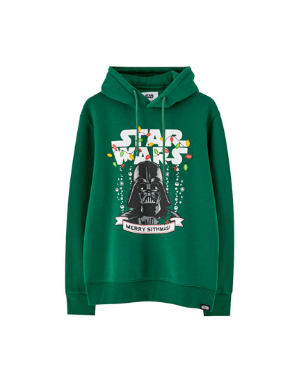 Star Wars Christmas sweatshirt