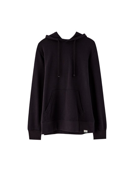 Sweat basic capuche