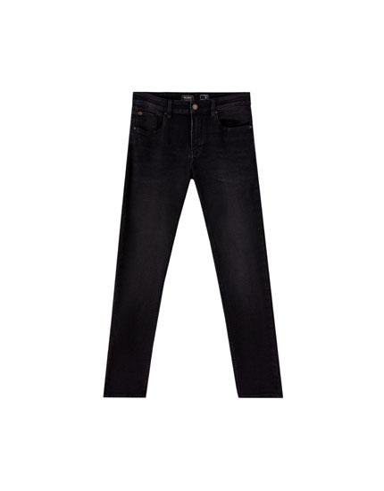Soft super skinny jeans
