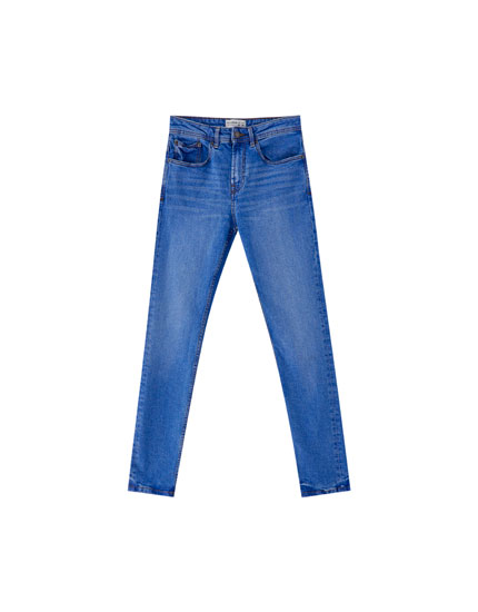 Bright slim comfort fit jeans