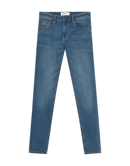Jean superskinny fit