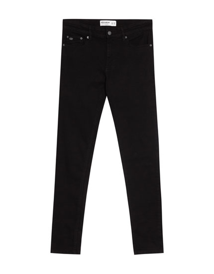 Jean noir superskinny fit