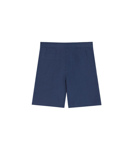 Basic-Joggingbermudas