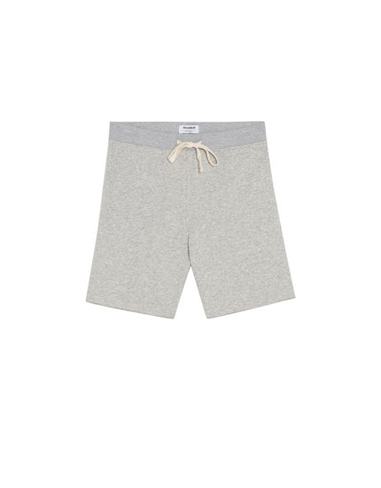 Basic jogging bermuda