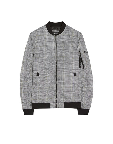 Bomber jacket in several colours