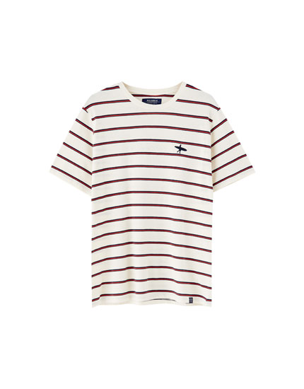Striped vintage T-shirt