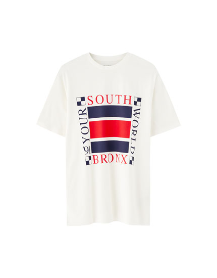 "Tricou ""South Bronx"""
