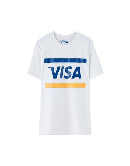 Short sleeve Visa T-shirt