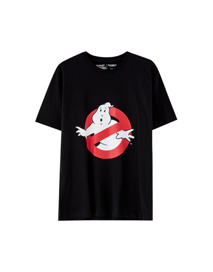 Shirt Ghost Busters