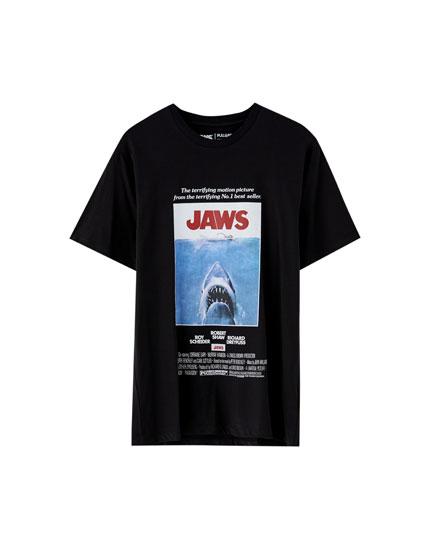 T-shirt Jaws