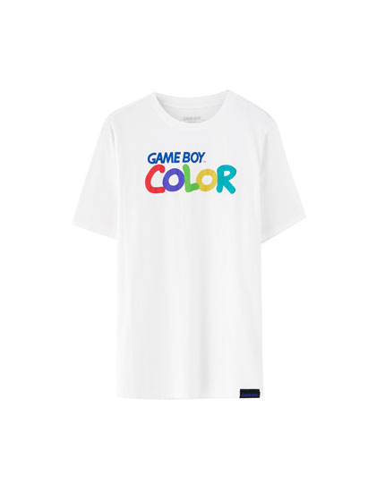 Playera Game Boy