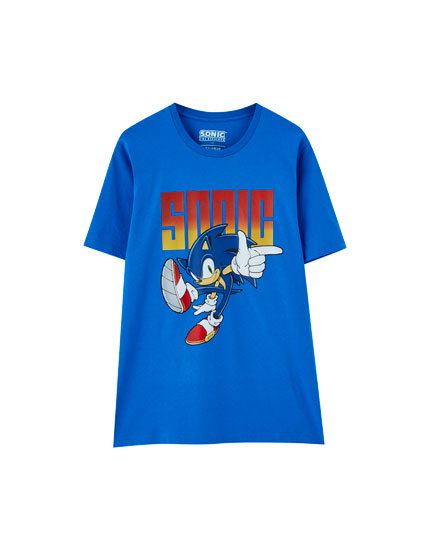 Short sleeve Sonic T-shirt