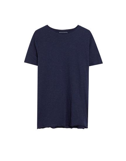 Kısa kollu basic t-shirt