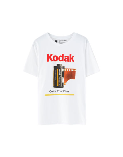 Kodak photo film T-shirt