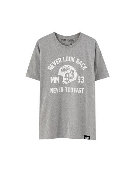 Marc Márquez helmet T-shirt
