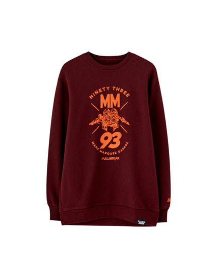 Sweatshirt Marc Márquez MM93