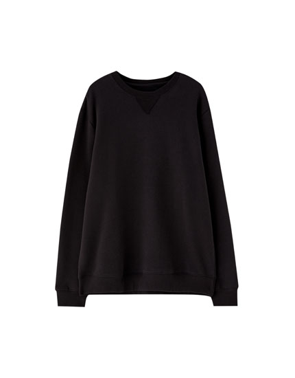 Basics-Sweatshirt