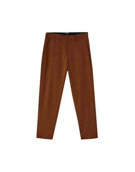 Pantalon tailoring