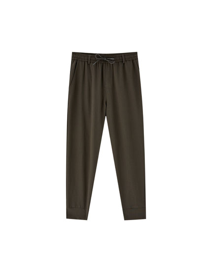 Lightweight jogging trousers