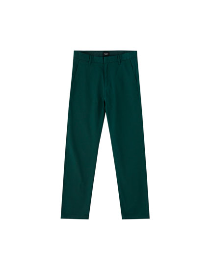 Cotton worker trousers