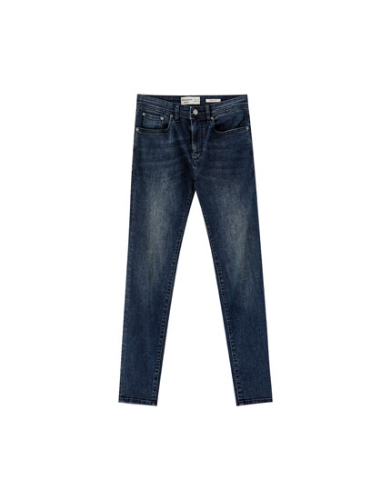 Pantalón denim skinny fit