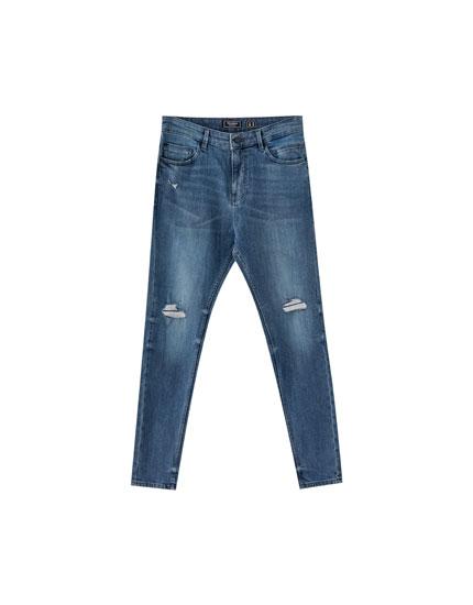 Jeans carrot fit premium fantasy