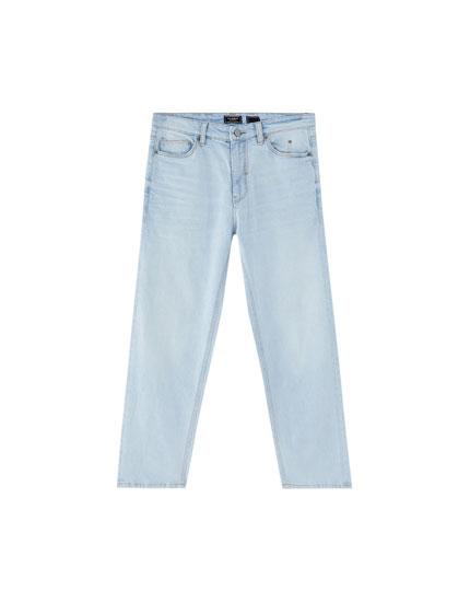 Vintage fit jeans