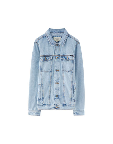 100% Wild Rodeo denim jacket