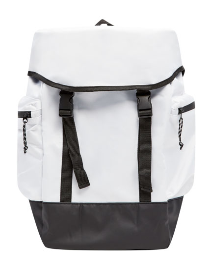 White mountain backpack