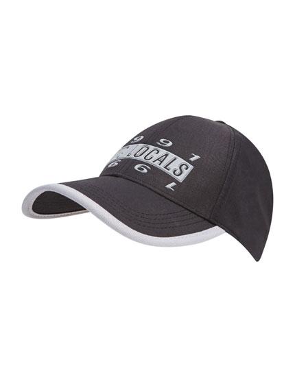 Black 'Locals 1991' cap