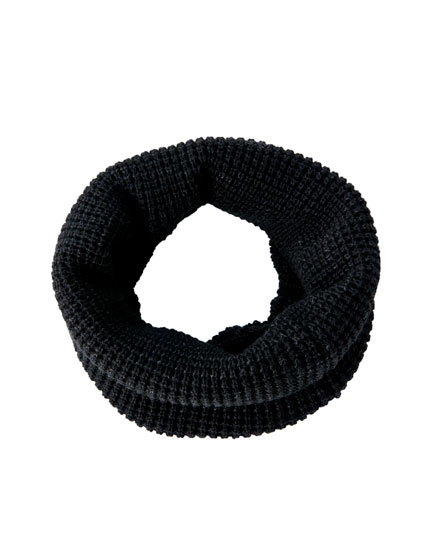 Lined snood