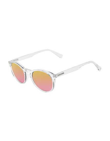 Hawkers Air Blue Pink Gradient Bel-Air Sunglasses