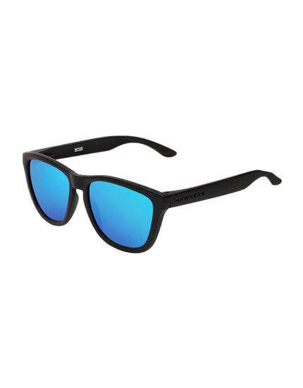 Hawkers Carbon Black Sky One Sunglasses