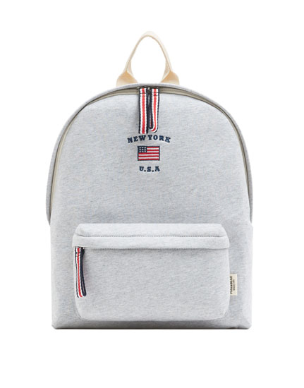 FLAG BACKPACK